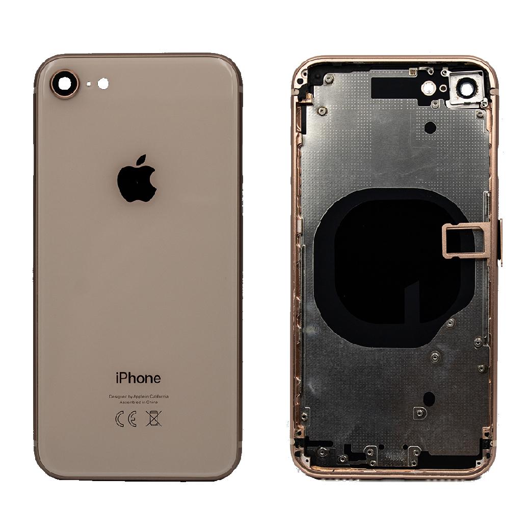 Apple İphone 8 Kasa Boş Gold Altın