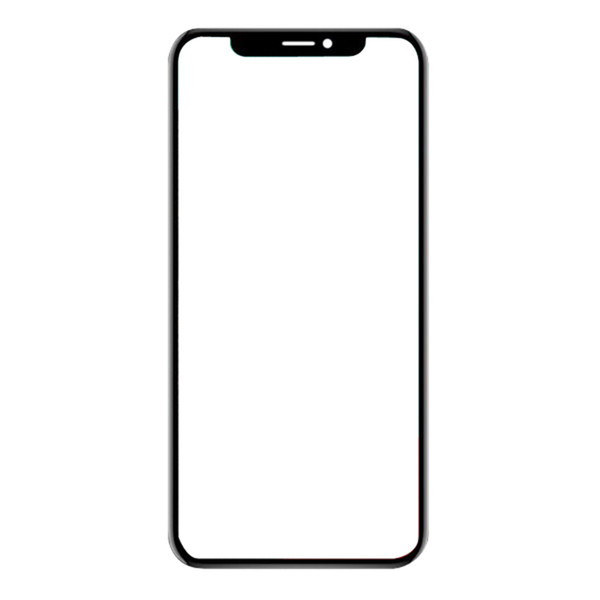 Apple İphone X Cam Siyah