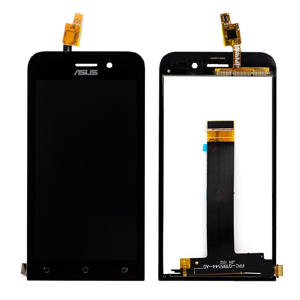 Asus Zenfone Zb452kg 4.5 Go Lcd Ekran Çıtasız Siyah