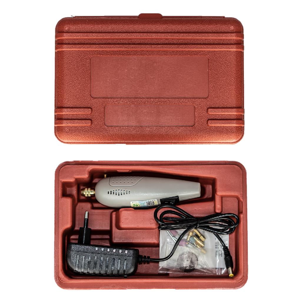 Entegre Törpü Makinası (Red)