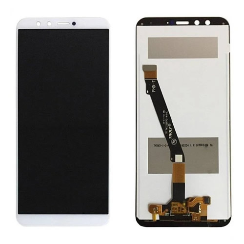 Huawei P Smart Lcd Ekran Çıtasız Beyaz