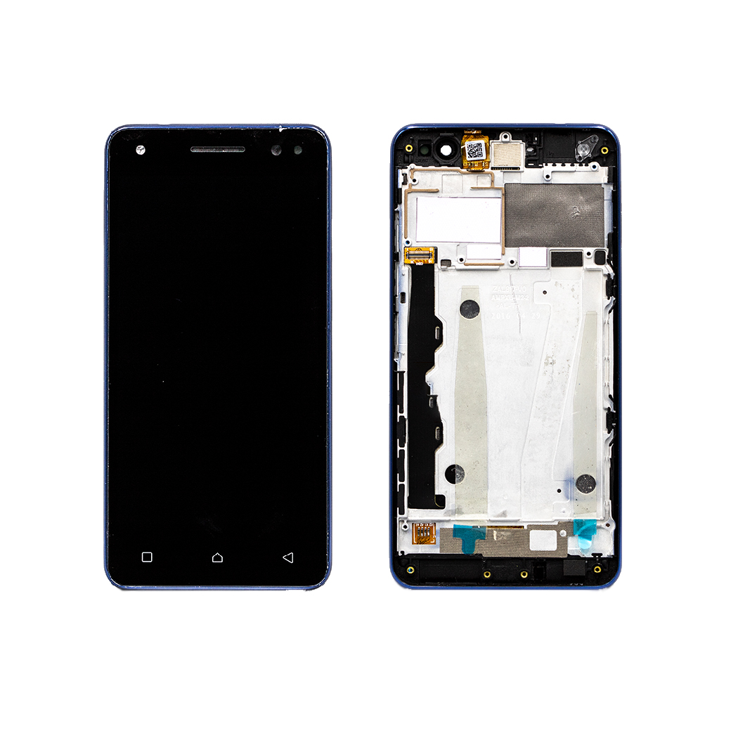 Lenovo Vibe S1 Lite Lcd Ekran Çıtalı Siyah