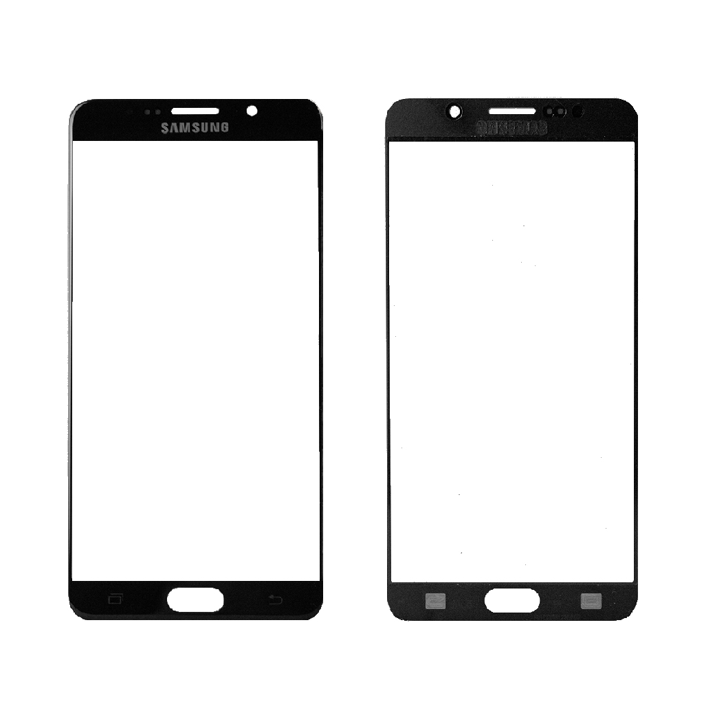 Samsung N920 Note 5 Cam Oca Orijinal Siyah