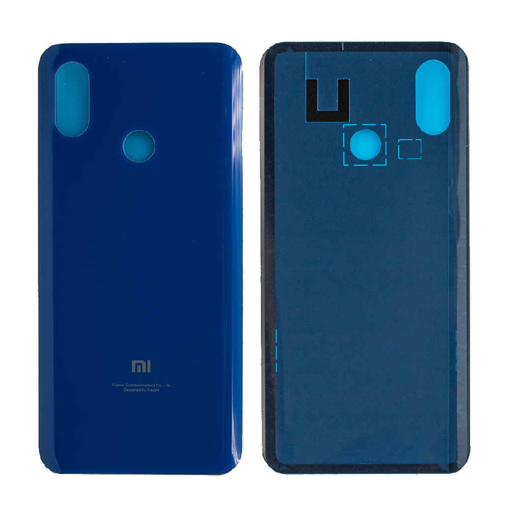 Xiaomi Mi 8 Arka Kapak Mavi