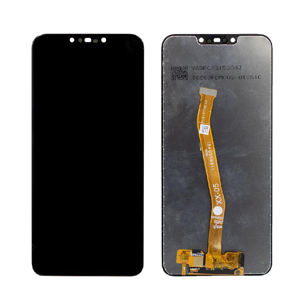 Huawei Nova 3I Lcd Ekran Çıtasız Siyah