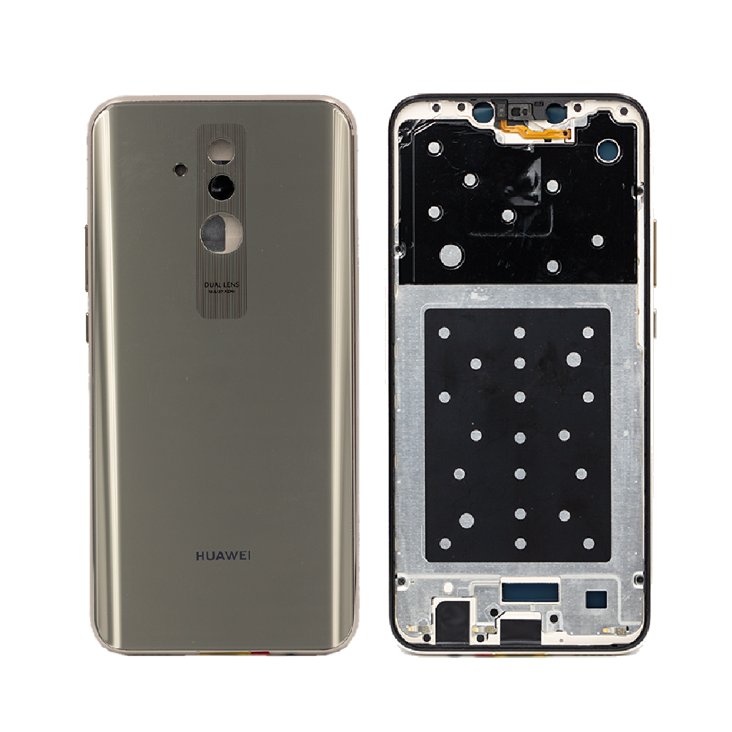 Huawei Mate 20 Lite Kasa Gold Altın