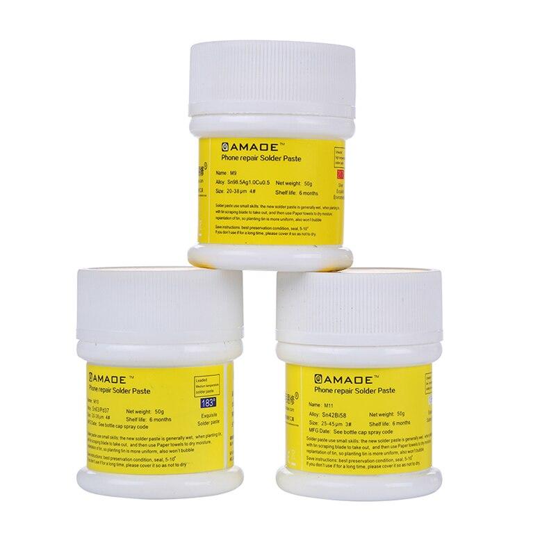 Amaoe Sarı Sıvı Lehim (50G)