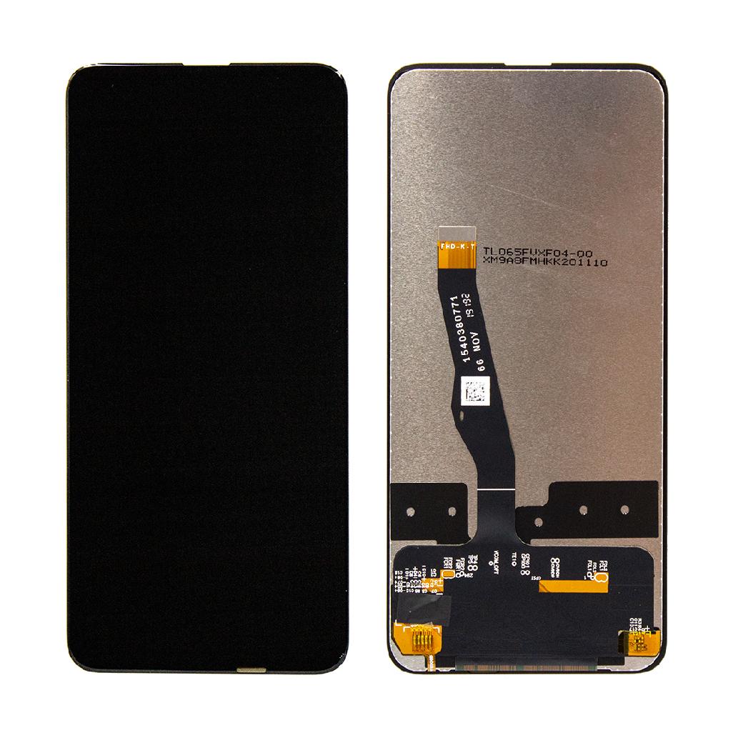 Huawei Honor 9X Lcd Ekran Çıtasız Siyah