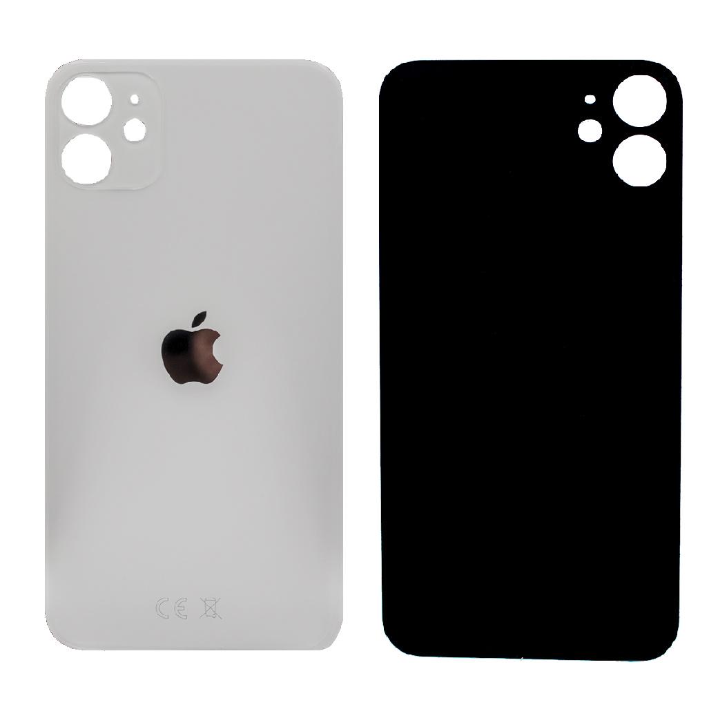 Apple İphone 11 Arka Kapak Beyaz