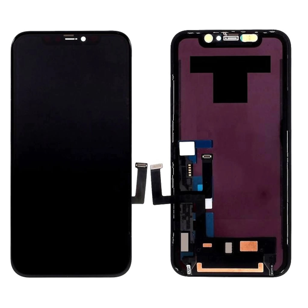 Apple İphone 11 Lcd Ekran Oled Siyah (Zy Kalite)