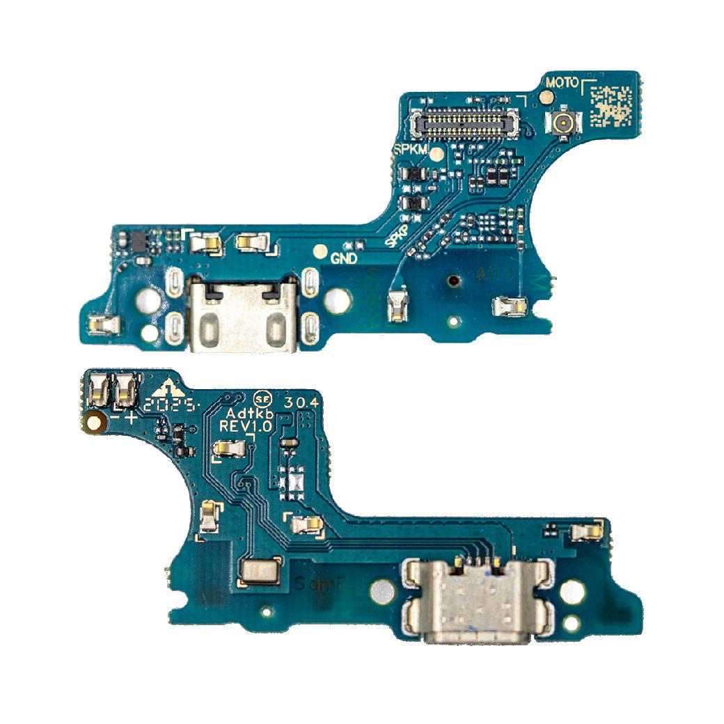 Samsung A015 A01 Şarj Ve Mikrofon Bordu