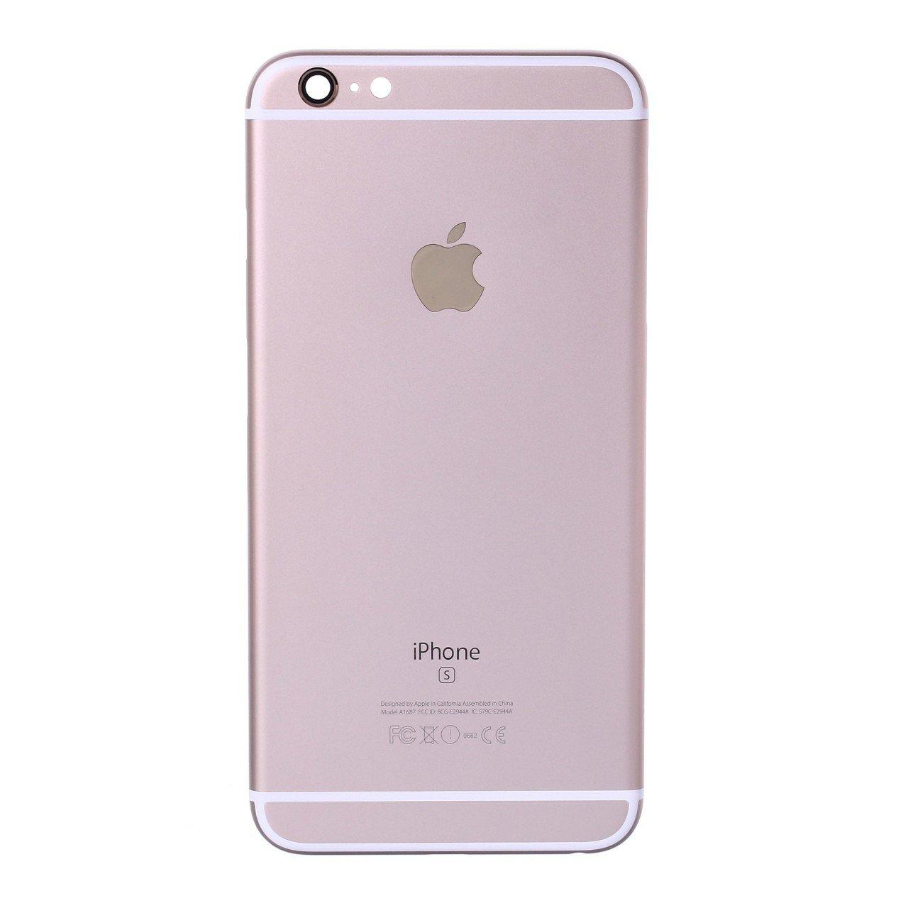 Apple İphone 6S Kasa Boş Rose Gold Pembe