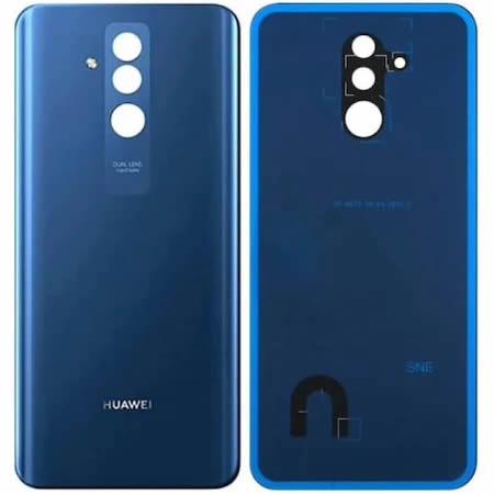 Huawei Mate 20 Lite Arka Kapak Mavi