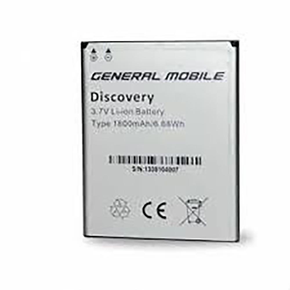 General Mobile Discovery Air Batarya Pil