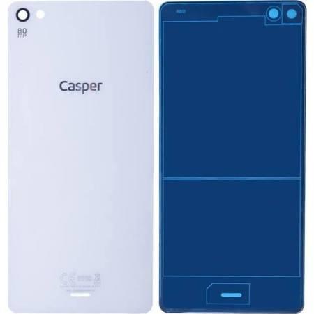 Casper Via V10 Arka Kapak Beyaz