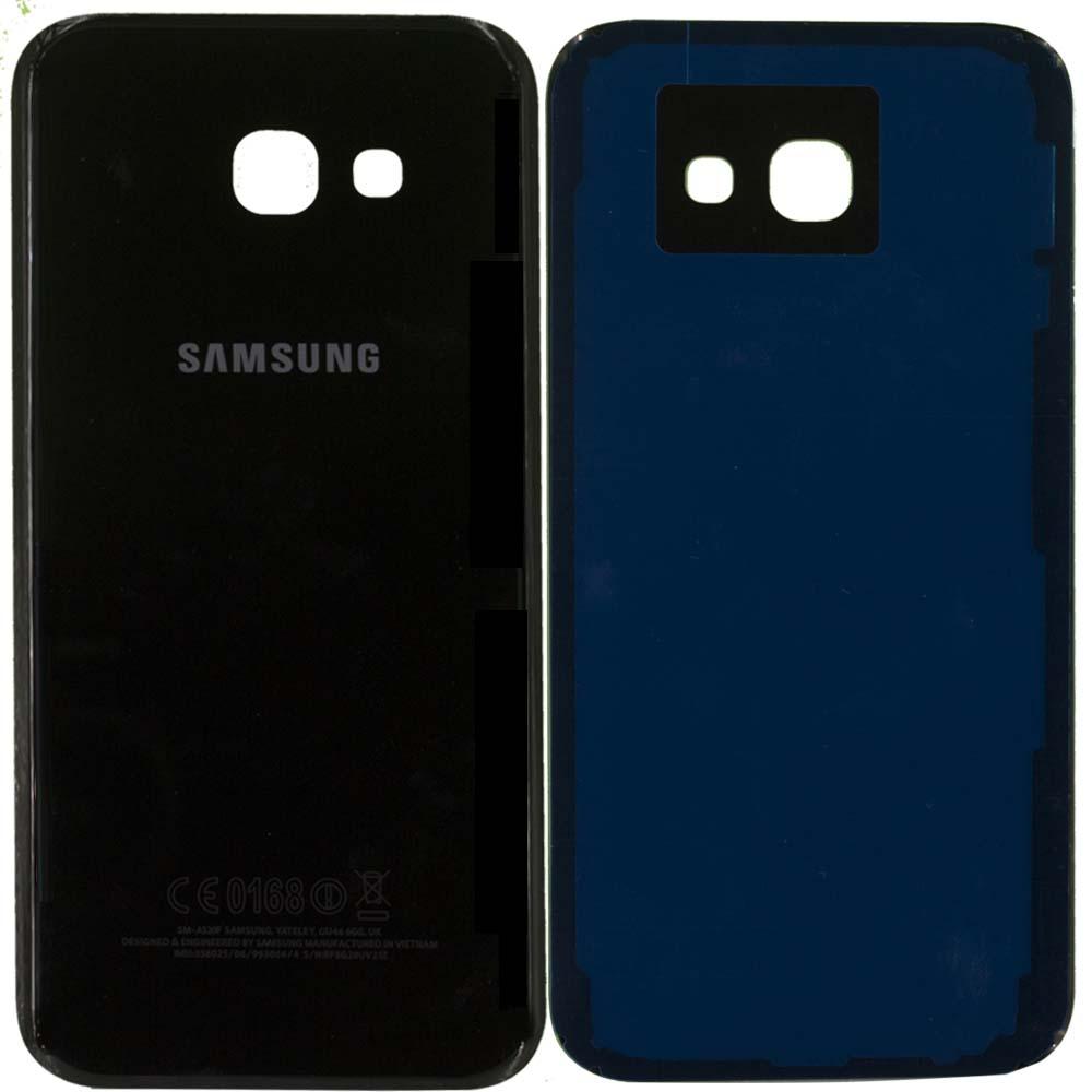 Samsung A5 2017 A520 Arka Kapak Siyah