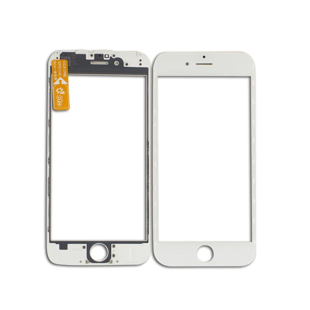 Apple İphone 6 Cam Çıta Oca Beyaz