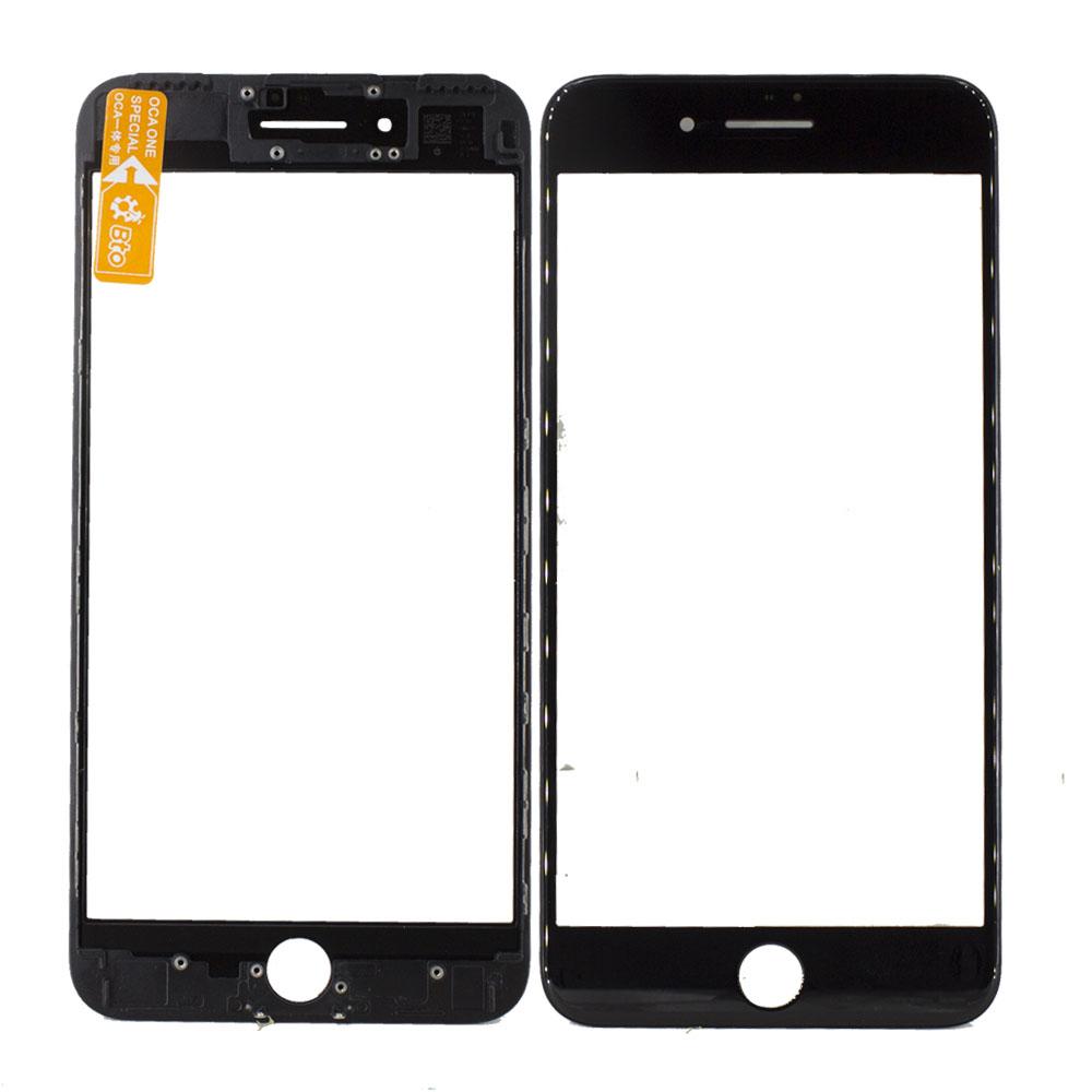 Apple İphone 7 Plus Cam Çıta Oca Siyah