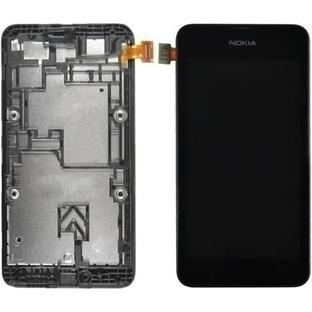 Nokia Lumia 530 Lcd Ekran Çıtalı