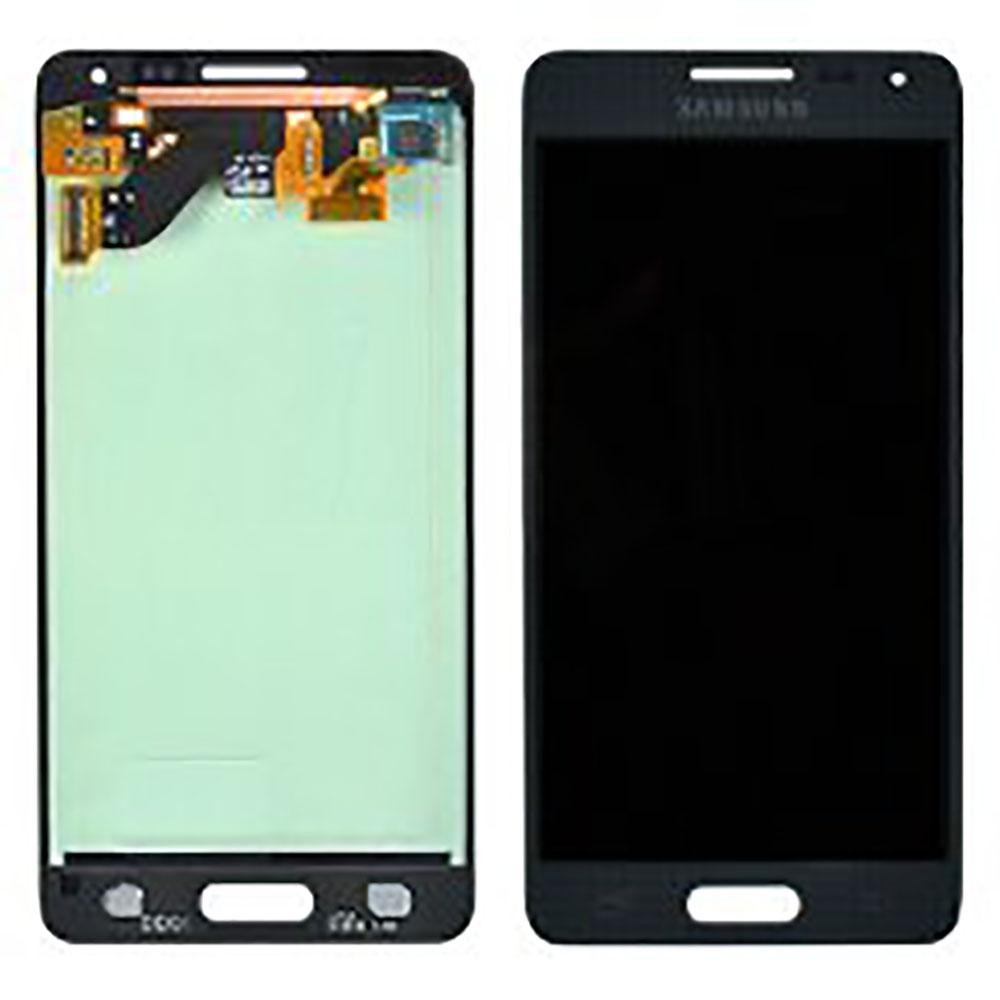 Samsung A700 A7 Lcd (Ekran) Revizyon Orijinal Siyah