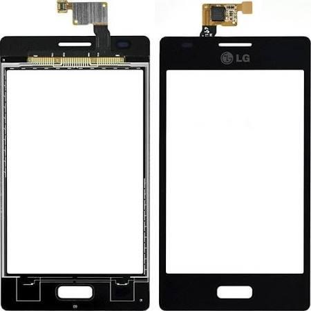 Lg Optimus E610/E612 L5 Touch (Dokunmatik) Siyah