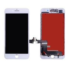 Apple İphone 8 Plus Lcd Ekran A Kalite Beyaz