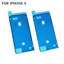 Apple İphone X Lcd Ekran Bandı Siyah
