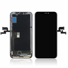 Apple İphone X Lcd Ekran Oled Siyah (Hex)