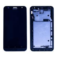 Asus Zenfone 2 Laser 5.5 Ze550kl Lcd Ekran Çıtalı Siyah