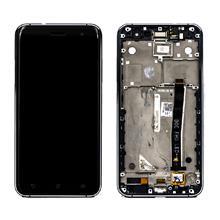 Asus Zenfone 3 5.2 Ze520kl Lcd Ekran Çıtalı Siyah