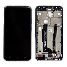 Asus Zenfone 3 5.5 Ze552kl Lcd Ekran Çıtalı Siyah