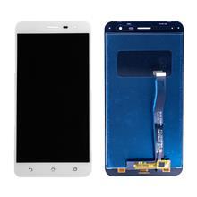 Asus Zenfone 3 5.5 Ze552kl Lcd Ekran Çıtasız Beyaz