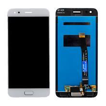 Asus Zenfone 4 Ze554kl Lcd Ekran Çıtasız Beyaz