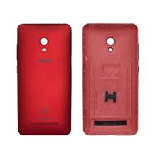 Asus Zenfone 5 Lite Arka Kapak Kırmızı