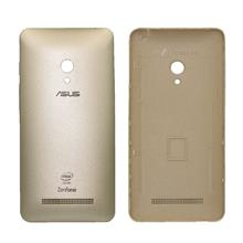 Asus Zenfone Zc500tg 5.0 Go Arka Kapak Gold Altın