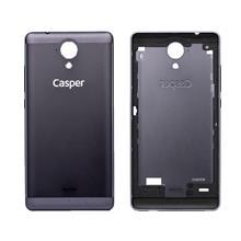 Casper Via E1 Arka Kapak Siyah