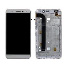 General Mobile Gm5 Plus Lcd Ekran Çıtalı Gold Altın