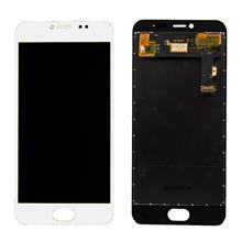General Mobile Gm6 Lcd Ekran Çıtasız Beyaz