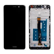 Huawei Gr5 2017 Lcd Ekran Çıtalı Siyah