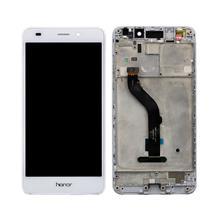 Huawei Gt3 Lcd Ekran Çıtalı Beyaz