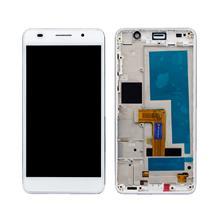 Huawei Honor 6 Lcd Ekran Çıtalı Beyaz