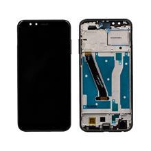 Huawei Honor 9 Lite Lcd Ekran Çıtalı Siyah