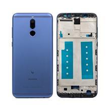 Huawei Mate 10 Lite Kasa Çıtalı Mavi