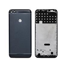 Huawei P Smart Kasa Çıtalı Siyah