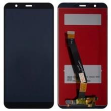 Huawei P Smart Lcd Ekran Çıtasız Siyah