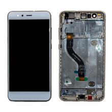 Huawei P10 Lite Lcd Ekran Çıtalı Beyaz