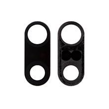 Huawei P20 Lite Kamera Camı Siyah (Tek Cam)