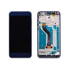 Huawei P9 Lite 2017 Lcd Ekran Çıtalı Mavi