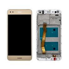 Huawei P9 Lite Mini Lcd Ekran Çıtalı Gold Altın