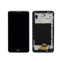Lg Stylus 2 K520 Lcd Ekran Çıtalı Gold Altın